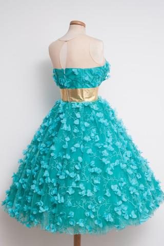 Sweet 16 Dress Dresses Blue Belt#Sash Above Knee Sweetheart Neckline A Line Zippers Sleeveless